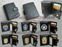 Wholesale Commando production Multipurpose leather purse wallet collocation shop badge is more favorable