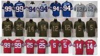blue buffalo - top quality Buffalo Tyrod Taylor men Marcell Dareus Football Jerseys LeSean McCoy Sammy Watkins Williams Game jerseys shirts