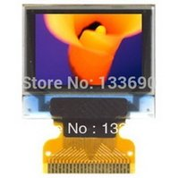 Wholesale inch x64 color oled screen oled panel bit parallel wire SPI Interface full color oled display