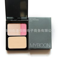 Wholesale MYBOON technology combined with four double intrusion Powder Blush B13 cosmetics