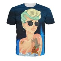 beautiful hipsters - Women s Clothing d Character Cinderella T Shirt beautiful Princess Hipster t shirt Sexy Girl tee Fashion summer style plus size