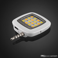 best pocket torch - Selfie Light Torch Cell Phone Flash LED Mini Spotlight Ring Fill In Lighting Pocket Bulb Camera Lamp For Best Photos Video In Dark