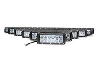 Wholesale Hotsale inch w dual rows cree x4 led light bar D led light bar offroad led light bar w