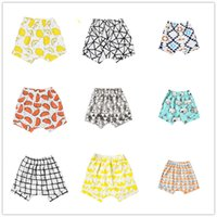 Wholesale 2016 Fashion Kids Clothing pants summer baby girls and boys Shorts cotton pants harem pants A0234