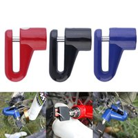 Wholesale Anti theft Disk Brake Rotor Lock Safety for Scooter Bike Bicycle Motorcycle New Arrival