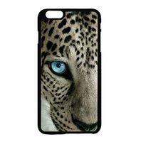 apple snow leopard - Snow Leopard Blue Eyefashion cell phone case for iphone s s c s plus