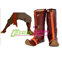 aang avatar - cusotmized Avatar The Last Airbender Cosplay Shoes Aang Cosplay Boots any size