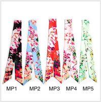 Cheap Scarf Silk Neckerchief Best Fashion Check, Plaid & Tartan Handbag Handle Decoration Accessories