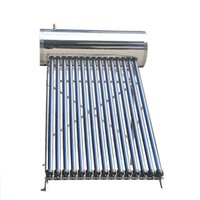 best solar water heater - Compact pressurized solar water heater evacuated heat pipe tube solar energy water heater best selling home heaters