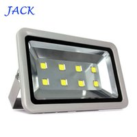 LED ac usage - 2pcs DHL New arrival W led projectors light flood light floodlight for garden square usage AC85 V