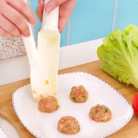Wholesale Fashion Set Meatball Maker Home Kitchen Cooking Tool Pattie Fish Ball Burger Mold DIY