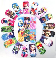 Wholesale Baby Cartoon Printing Socks Children New Fashion Socks Boys Girls D Cartoon Socks Kids Lovely Socks Kids Socks