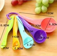 Wholesale suit combination amount spoon with carved measuring spoon spoon g scoop milk powder seasoning