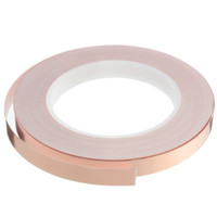 Wholesale Hight Quality mm Coppper Foil EMI Shielding Self Adhesive Low Impedance Conductive Tape m