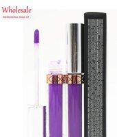 Wholesale 16 colors mixed Professional Makeup Beverly Hills liquid lipstick waterproof matte lip gloss rouge Liquide full coverage