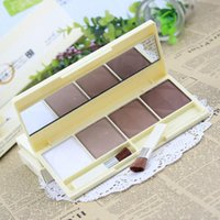 Wholesale ace Bronzers Highlighters brand Makeup Sculpting Kit Colors Highlighter and Bronzer Powder Palette long lasting Highlighter Powder come