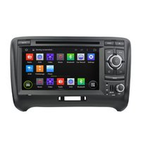 Audi audi tt navigation - Quad Core Din Car GPS Navigation for Audi TT DVD Player with Resolution