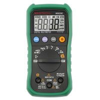 Wholesale MASTECH brand MS8239C Handheld Auto range Digital Multimeter AC DC Voltage Current Capacitance Frequency Temperature Tester