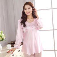 Womens Satin Silk Pajamas Price Comparison | Buy Cheapest Womens ...