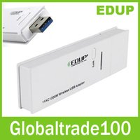 ac card stock - EDUP AC M G G Dual Band USB Mini Wireless Wifi Adapter Dongle Network Card WPS EP AC1601