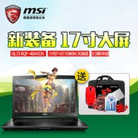 Wholesale Factory sales MSI MSI GL72 QF XCN six generations i7 GTX960M G significant independence gaming laptop