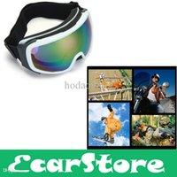 Wholesale Motorcycle Motocross Enduro Helmet Ski Snowboard Protective Glasses Goggle White