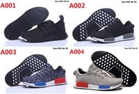 Wholesale Running Shoes Sell Like Hot Cakes In The New NMD Unisex With Fashion Air Leisure Sports Shoes Running Shoes Free Shipoing