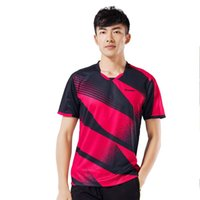 Wholesale Kawasaki New Arrival High Quality Breathable Badminton T shirts Quick Dry Lovers Outdoor Badminton Clothing ST