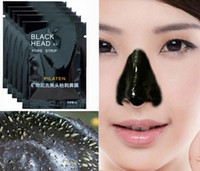 Wholesale 2015 Hot Sale PILATEN Face Care Facial Mineral Conk Nose Blackhead Remove Mask Cleanser Deep Clean Blackhead EX Pore Strip CCA1613