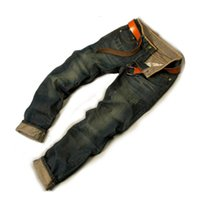 best jean brands - Hot jeans men s brand Men s pants Best quality Famous Brand Men Jean Printed Ripped Jeans For Men