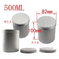 aluminum jewelry boxes - New arrival g ml mm Aluminum Jar Window Cosmetic Container Gift Box Jewelry Packaging Watch box