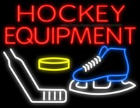 bar equipment sale - Hockey Equipment Custom Neon Sign Lighting Real Glass Tube Sport Games Dsiplay Club Store Shop Sale Advertisement Sign quot X24 quot