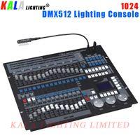 Wholesale Flycase Package High Quality KingKong1024 DMX512 Channels Moving Light DMX Lighting Controller Comsole