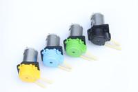 Wholesale 24V DC DIY Colour Dosing Pump Peristaltic Dosing Head For Aquarium Lab Analytical Water
