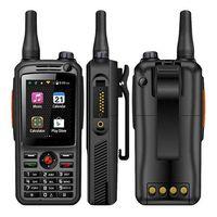 Original del teléfono celular 3G Alpes F22 doble tarjeta SIM móvil MTK6572W 512 MB de RAM de 4 GB ROM 2.4inch pantalla táctil 5MP GPS 3500mAh PTT