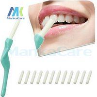 Wholesale 10 Sets Dentistry Whitener Eraser Tooth Cleaning Equipment Oral Hygiene Teeth Whitening Dental Peeling Stick