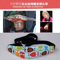 animal playpen - Baby Adjustable Head Support Safety Seat Fastening Belt Playpens Sleep Positioner