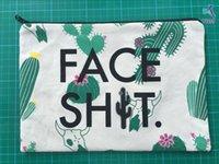 Wholesale 10oz Creative logo plain natural pure cotton pouch with file pocket zipper bag Cotton linen stationery storage bag