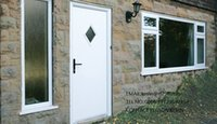 advance doors - advanced alloy metal rear entrance door