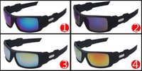 big mirrors cheap - Retail and Cheap Sunglasses For Men sport cycling Brand sunglasses dazzle colour mirrors glasses big frame sunglasses