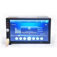 Cheap 7 inch Bluetooth Car MP4 MP5 Player 12V HD Touch Screen Support Rear View Camera Handsfree TFT Car Audio Video FM USB SD AUX IN order<$18no