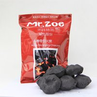 Wholesale 0 kg Loaded Wild Fruit Charcoal Grill Smoke free Carbon Fiber carbon Flammable Charcoal Outdoor Grill Charcoals Carbon Mechanism