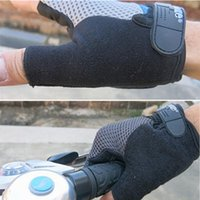Wholesale Man Women s Cycling Gloves Multifunction Half Finger Short Gloves Hand Protect Breathable Shockproof Bike Bicycle Accessory