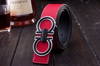Wholesale 2016 New Arrival Korea style high quality hot selling fashion designer brand imitation leather belt for men and women