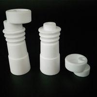 Wholesale Highy Quality Ceramic Nail For Glass Bong mm Femle Ceramic Nail Side Armdab Vs Quartz naisl Titanium Nails
