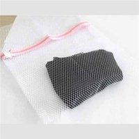 Wholesale 300pcs CM Washing Machine Specialized Underwear Washing Bag Mesh Bag Bra Washing Care Laundry underpants Care wash Net Laundry basket