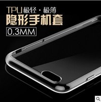Wholesale Ultra Thin mm Soft TPU Case Crystal Clear Transparent Cover For Iphone SE S S Plus Samsung Galaxy S7 S6 edge note