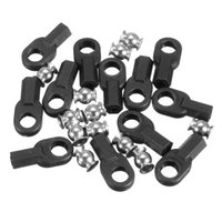 Cheap Delta Buckle For M3 Ball Caps Parallel Arm Rod Carbon Rod Joints For 3D Printer Accessories Suitable for Delta Kossel Mini 5347