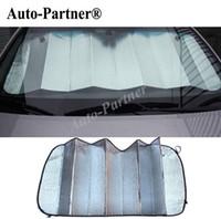 Wholesale Front Window Car Sun Shade in The Car Window Sunshade Covers Visor Shield Auto Sun Reflective Sun protection for the car