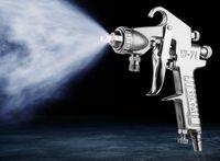 Wholesale Pneumatic spray gun mm high atomization china made SPRAY GUN Furniture wood car painting T03025